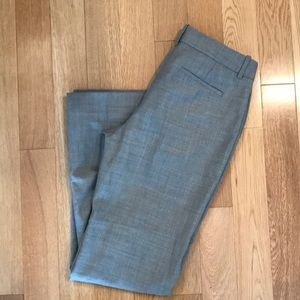 NEW JCrew Grey Dress Pants